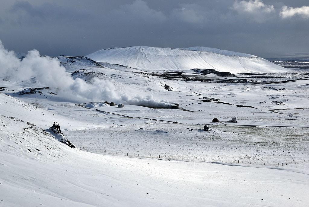 Zdjęcia: Myvatn, Islandia północna, okolice jeziora Myvatn, ISLANDIA