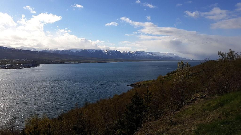 Zdjęcia: Akureyri, Islandia północna, Eyjafjördur, ISLANDIA