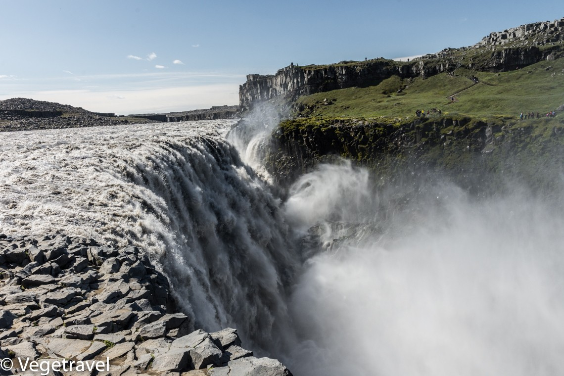 Zdjęcia: Dettifoss, północno-wschodnia Islandia, Wodospad Dettifoss, ISLANDIA