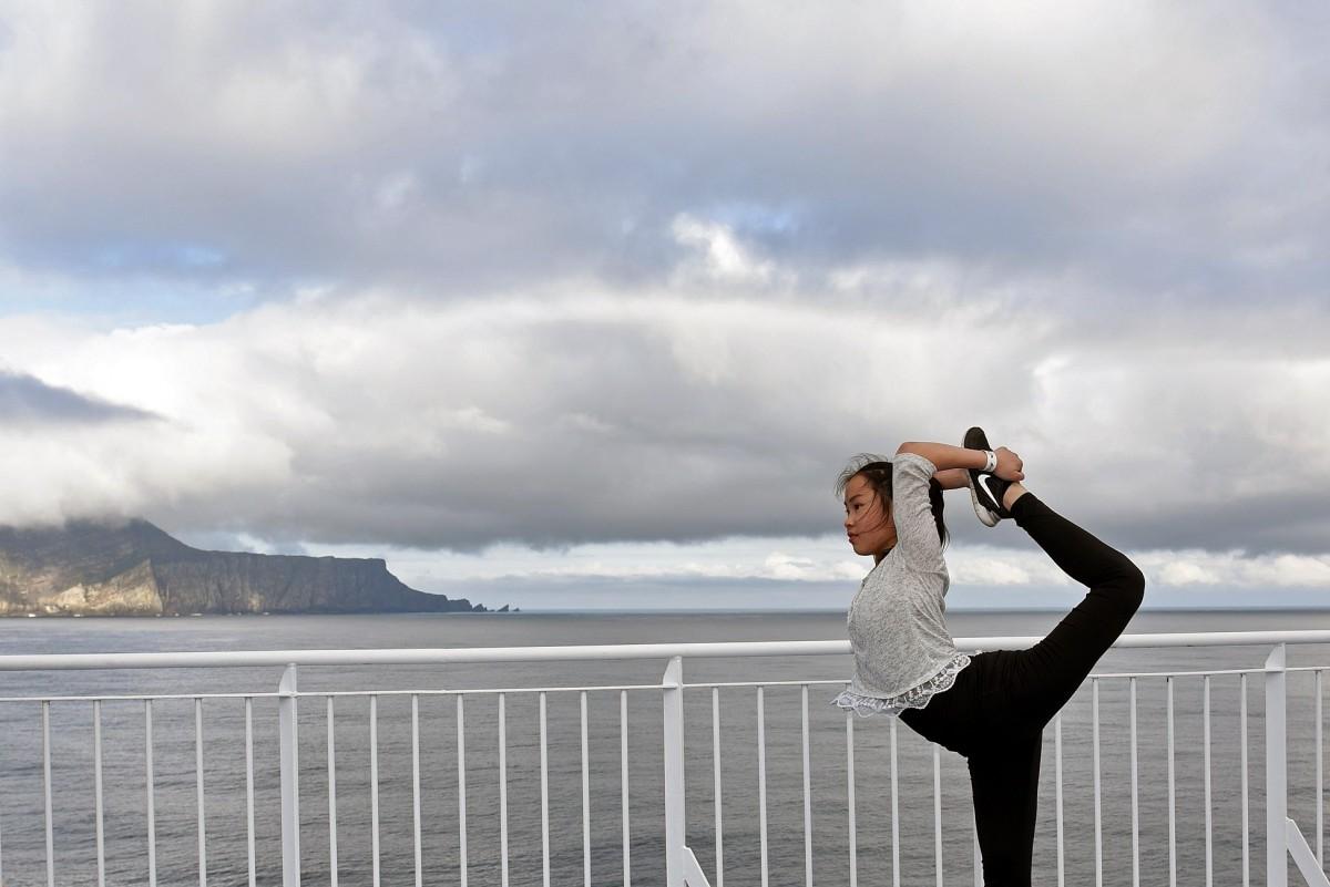Zdjęcia: Islandia, Gimnastyka, ISLANDIA