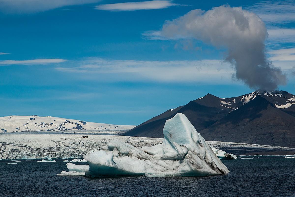 Zdjęcia: Zatoka Lodowcowa Jökulsárlón, Poludnie wyspy, Zatoka lodowcowa, ISLANDIA