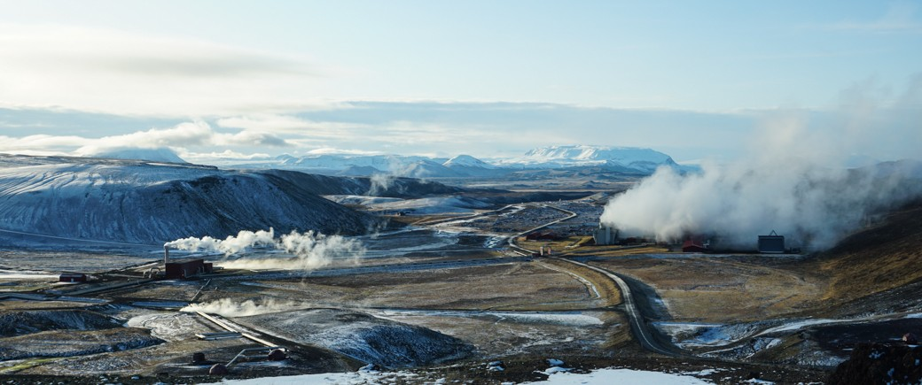 Zdjęcia: Wulkan Krafla, Krafla, Islandia, ISLANDIA