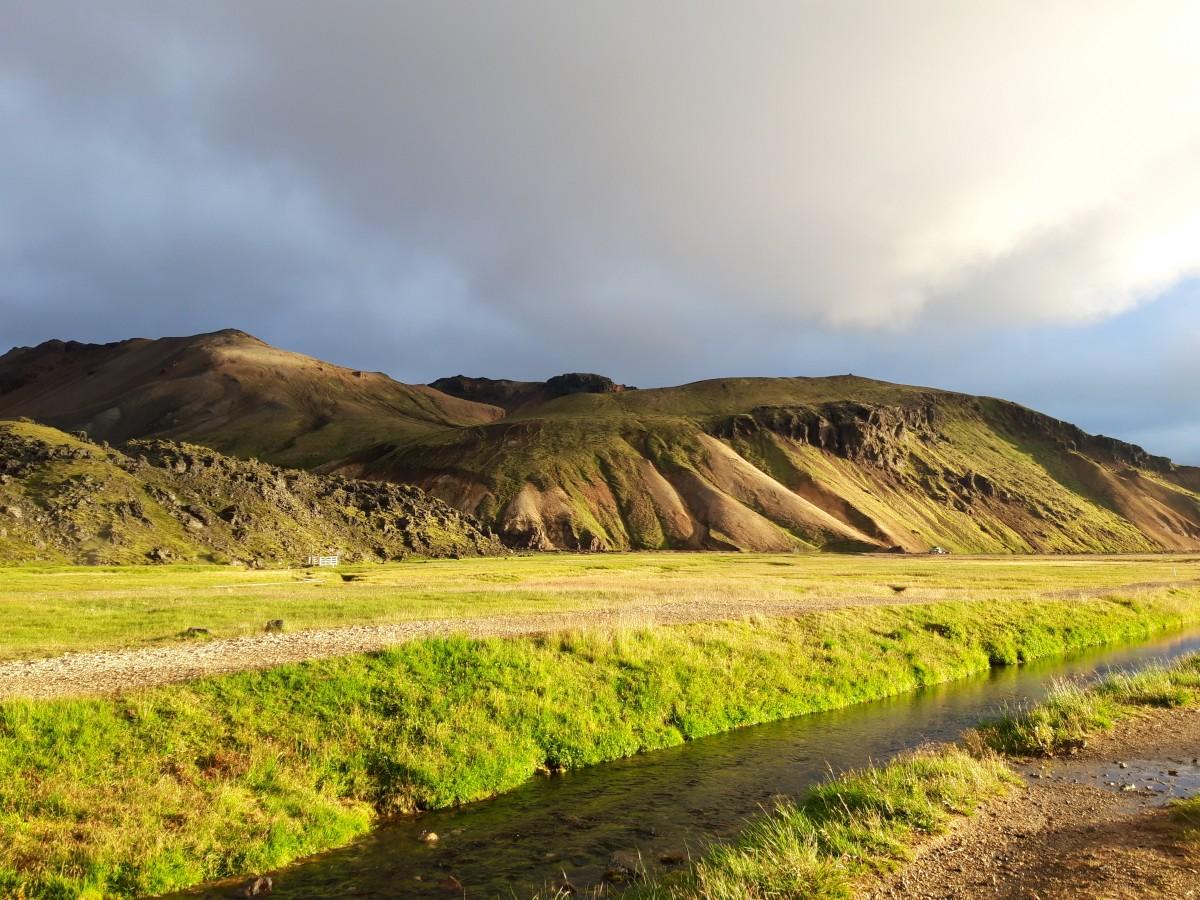 Zdjęcia: Landmannalaugar, Islandia, ISLANDIA