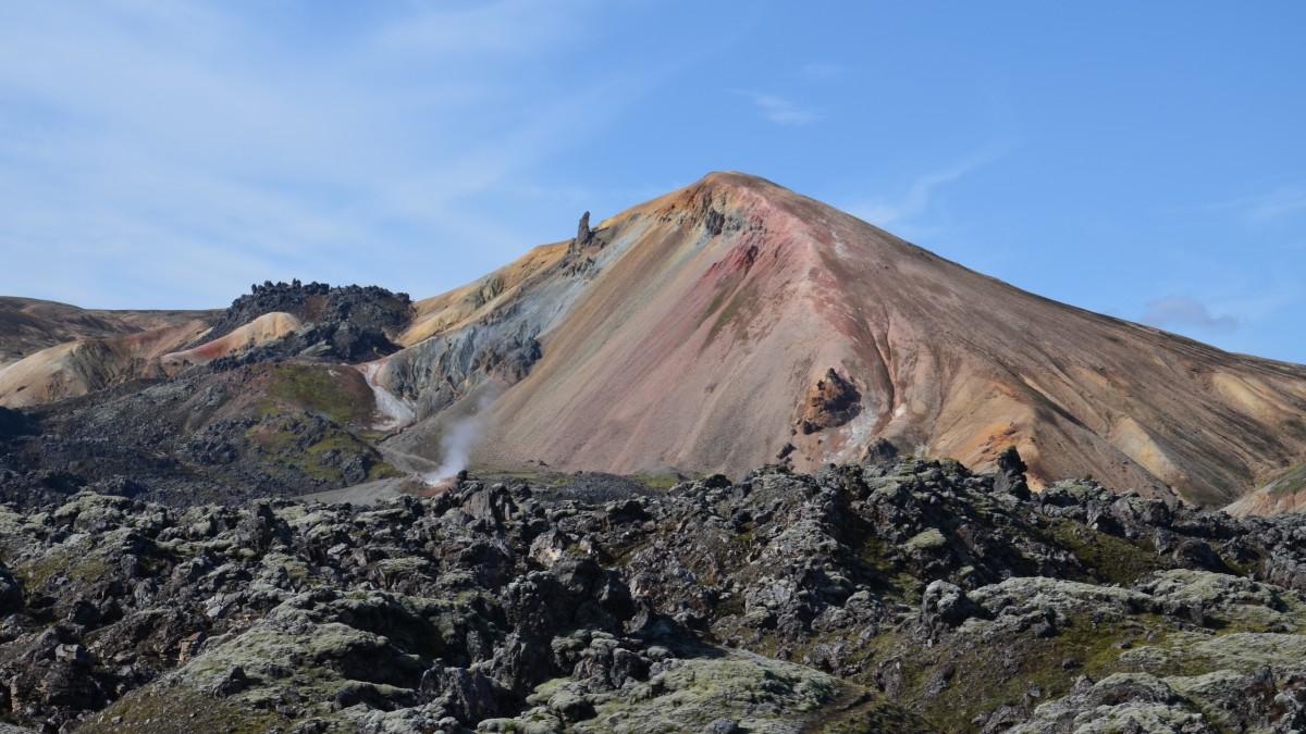Zdjęcia: Fjallabak, Landmannalaugar, ISLANDIA