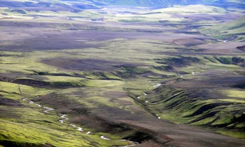 Zdjecie ISLANDIA / interior / nie wiem..gdzies wewnatrz wyspy / KONKURS-przestrzenie