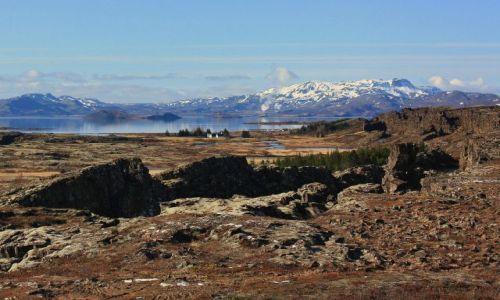 Zdjecie ISLANDIA / południowy zachód / Þingvellir / Þingvellir
