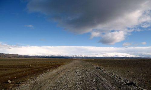 Zdjecie ISLANDIA / - / Iceland / Droga.... (Iceland)