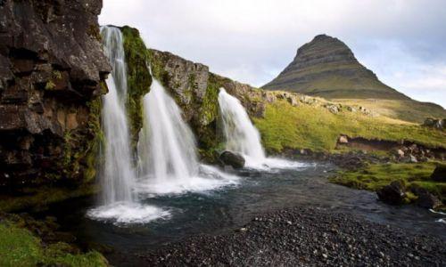 Zdjecie ISLANDIA / - / Grundarfjörður / Kirkjufell