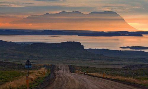 ISLANDIA / Północna Islandia / Straumur / Północna Islandia