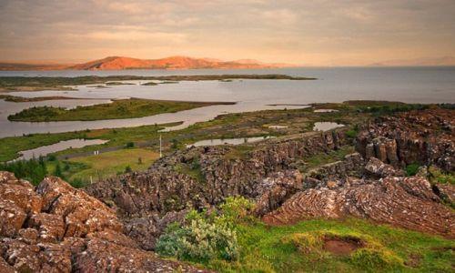 Zdjecie ISLANDIA / Południowo-zachodznia Islandia / Thingvellir / Thingvellir