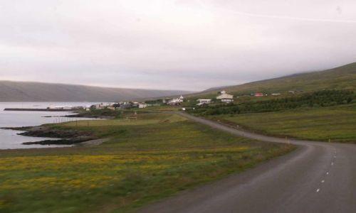 Zdjecie ISLANDIA / wschodnia islandia / okolice stodvarfjordur / stodvarfjordur