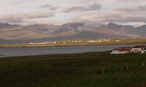 Zdjecie ISLANDIA / wschodnia islandia / okolica Breiddalsvik / Breiddalsvik