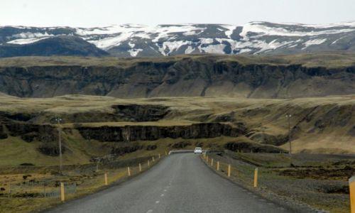 Zdjęcie ISLANDIA / Poludniowa Islandia / Poludniowa Islandia / Jedynka przez Islandie