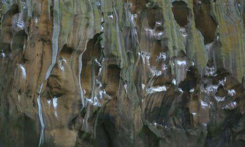 Zdjęcie ISLANDIA / Wyspy Westmanów / Wyspa Heimaey / Fantazja zastygła w kamieniu