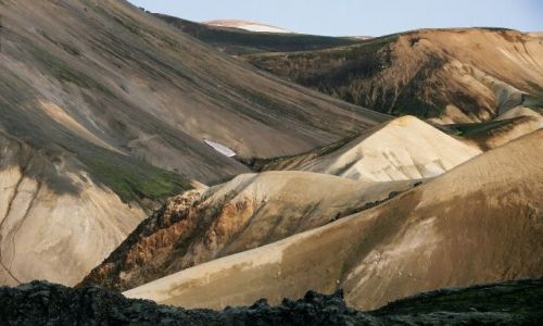 Zdjęcie ISLANDIA / brak / Landmannalaugar / Krajobraz