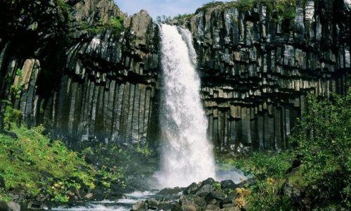 Zdjecie ISLANDIA / brak / Poludniowe wybrzeże / Wodospad