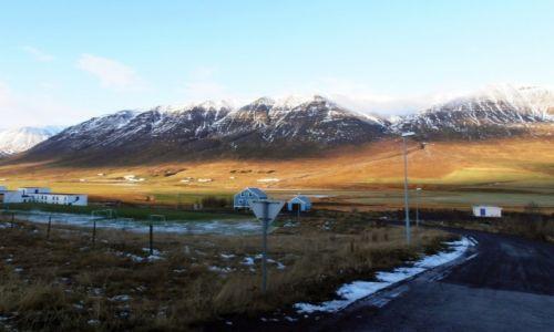 Zdjecie ISLANDIA / Północ / Niedaleko Akureyri / Islandia 1