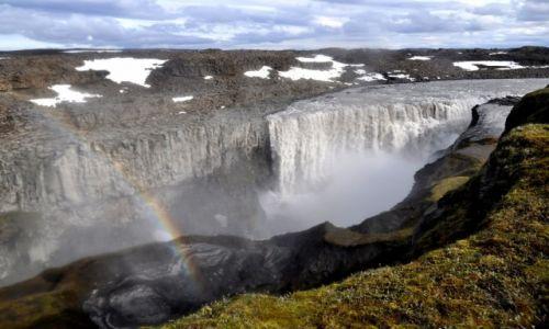 Zdjecie ISLANDIA / - / Islandia / Wodospad