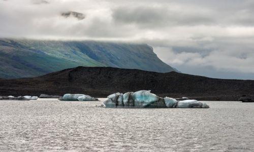 Zdjecie ISLANDIA / - /  Vatnajökull  /  Vatnajökull
