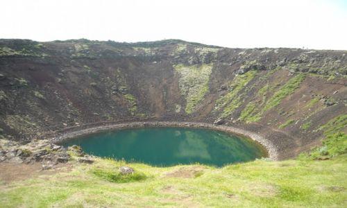Zdjecie ISLANDIA / Islandia / Islandia / Gdzieś na trasie w Islandii