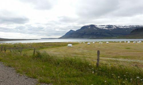 Zdjecie ISLANDIA / Islandia / Islandia / Góry Islandii