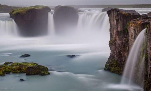 Zdjęcie ISLANDIA / - /  Godafoss  /  Godafoss