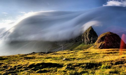 Zdjecie ISLANDIA / Fiordy Zachodnie / Fiordy Zachodnie / Potęga Islandii