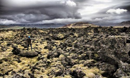 Zdjecie ISLANDIA / Islandia Zachodnia / Islandia Zachodnia / Bezkres Islandii