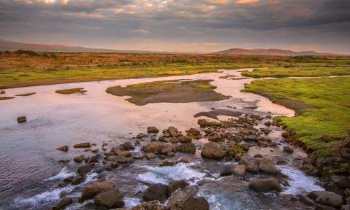 Zdjęcie ISLANDIA / Islandia Zachodnia / Park Narodowy Þingvellir / Islandia
