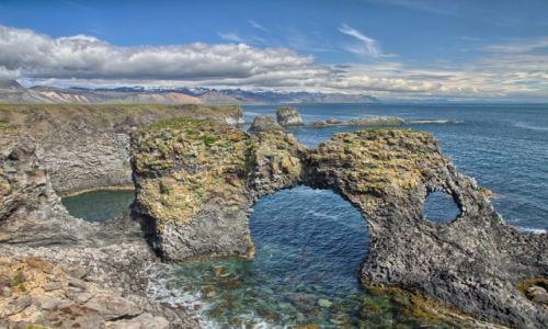 Zdjecie ISLANDIA / Islandia zachodnia / Islandia zachodnia / płw. Snaefellnes