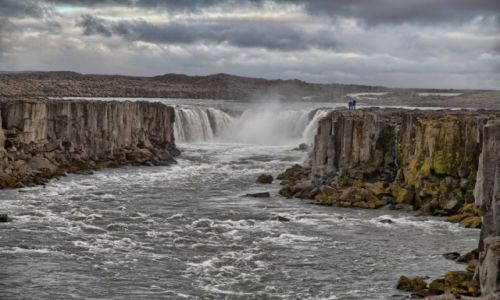 Zdjęcie ISLANDIA / Islandia północna / Islandia północna / Selfoss