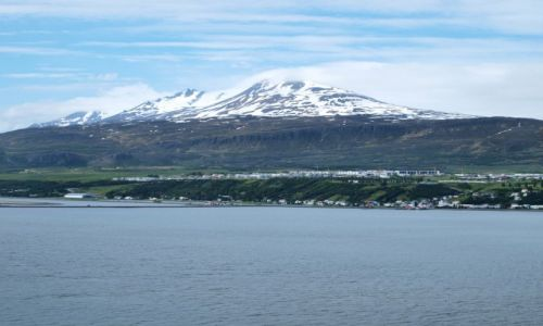 Zdjęcie ISLANDIA / Północna Islandia / Akureyri / Akureyri