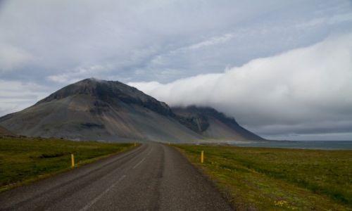 Zdjęcie ISLANDIA / Islandia  / Islandia wschodnia / Islandia zachodnia