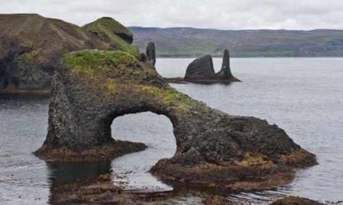 Zdj�cie ISLANDIA / - / Islandia / Park Raudanes