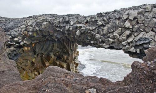 Zdjecie ISLANDIA / - / Islandia / Na przylądku Dyrholaey