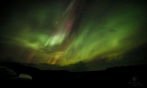 Zdjecie ISLANDIA / Southern Iceland / Islandia / Nad lodowcem Vatnajökull