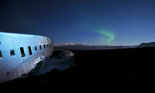 Zdjecie ISLANDIA / Islandia / Islandia / Ostatnia droga