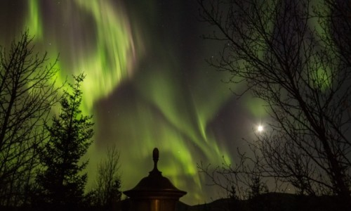 ISLANDIA / - / Islandia / Northern Lights over Iceland