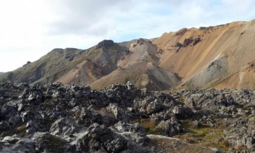 Zdjecie ISLANDIA / - / Landmannalaugar / -