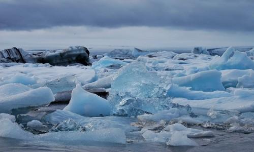 Zdjecie ISLANDIA / Islandia / Islandia / isce rocks