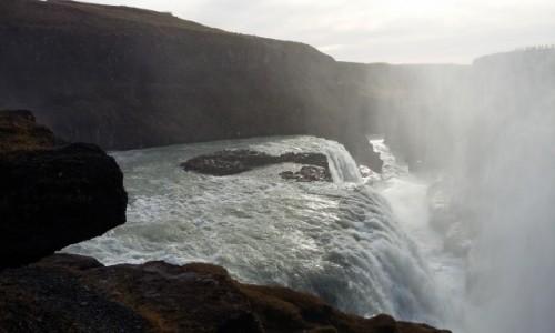 Zdjecie ISLANDIA / - / wodospad Sigridarstigur / Islandia