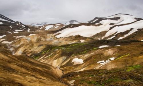 Zdjecie ISLANDIA / - / Góry Kerlingarfjoll / Kerlingarfjöll