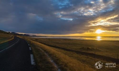 ISLANDIA / Południe wyspy / Droga nr 1 / Islandia - kraina ognia i lodu i... pustych dróg