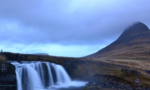 Zdjęcie ISLANDIA / - / Kirkjufell / Islandia -Grudzien 2016
