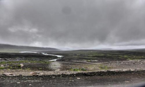 Zdjecie ISLANDIA / Islandia / Islandia / Bezmiar natury