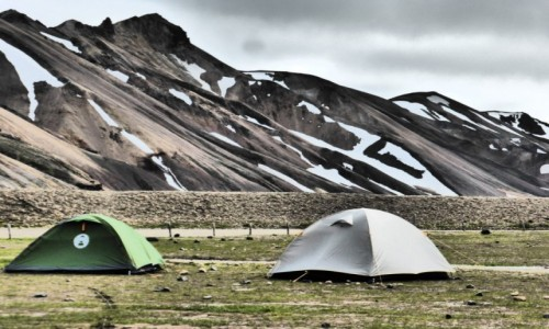Zdjecie ISLANDIA / Islandia / Islandia / Landmannalaugar