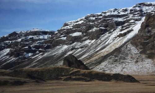 Zdjecie ISLANDIA / Południowe wybrzeże / Okolice Skogafoss / Góry i górki