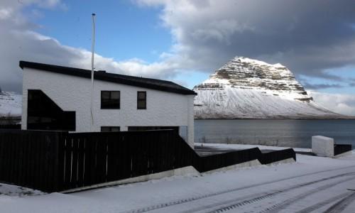 Zdjecie ISLANDIA / Półwysep Snæfellsnes / Grundarfjordur / Zakątek z widokiem