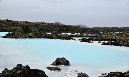 Zdjęcie ISLANDIA / Reykjanes / Błękitna Laguna / błękitna laguna