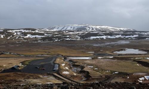 Zdjęcie ISLANDIA / Reykjanes / Krysuvik / Krysuvik